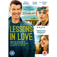 Lessons In Love (UK-import) (DVD)
