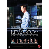 The Newsroom - The Complete Series (DVD)