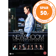 Produktbilde for The Newsroom - The Complete Series (DVD)