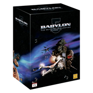 Babylon 5 - The Ultimate Collection Seasons 1 - 5 (DVD)