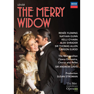 Lehar: The Merry Widow (DVD)