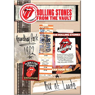 The Rolling Stones - From The Vault: Roundhay Park, Live In Leeds 1982 (DVD)