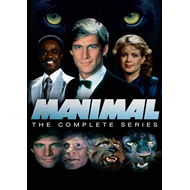 Manimal - The Complete Series (DVD - SONE 1)