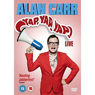 Alan Carr - Yap, Yap, Yap! Live (UK-import) (DVD)