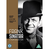 Frank Sinatra - 3-Film Collection (UK-import) (DVD)