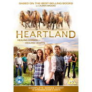Heartland - Sesong 8 (UK-import) (DVD)