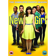 New Girl - Sesong 4 (UK-import) (DVD)