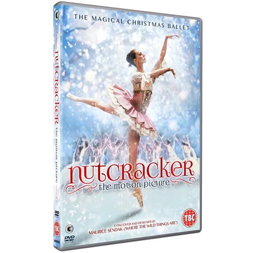 Nutcracker: The Motion Picture (UK-import) (DVD)