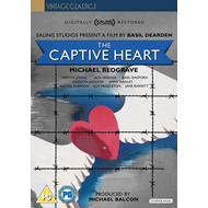 The Captive Heart (UK-import) (DVD)
