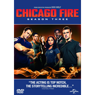 Chicago Fire - Sesong 3 (UK-import) (DVD)