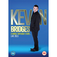 Kevin Bridges - A Whole Different Story (UK-import) (DVD)