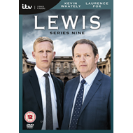 Lewis - Sesong  9 (UK-import) (DVD)