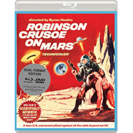 Robinson Crusoe On Mars (UK-import) (Blu-ray + DVD)
