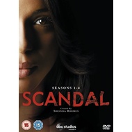 Scandal - Sesong 1 - 4 (UK-import) (DVD)