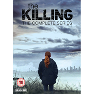 The Killing - The Complete Series (UK-import) (DVD)