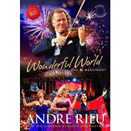 André Rieu - Wonderful World Live In Maastricht (DVD)