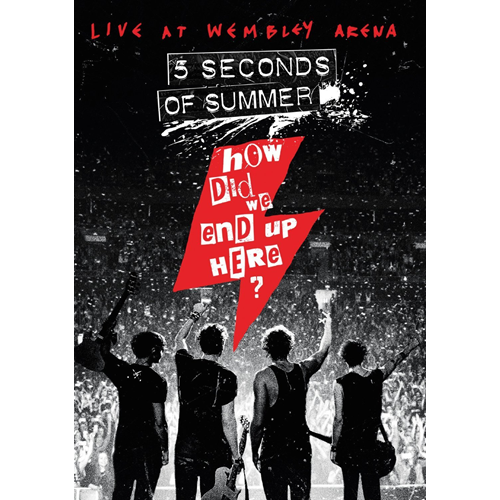5 Seconds Of Summer - How Did We End Up Here? (DVD)