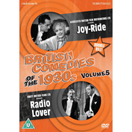 British Comedies Of The 1930s - Vol. 5 (UK-import) (DVD)