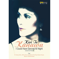 Kiri Te Kanawa - I Could Have Danced All Night: Concert & Portrait (DVD)