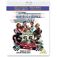 The Cannonball Run (UK-import) (Blu-ray + DVD)