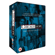 Chicago Hope - The Complete Collection (UK-import) (DVD)
