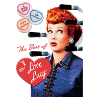 I Love Lucy - The Very Best Of (UK-import) (DVD)