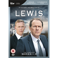 Lewis - Sesong 1 - 9 (UK-import) (DVD)