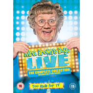 Mrs. Brown's Boys - The Complete Collection (UK-import) (DVD)