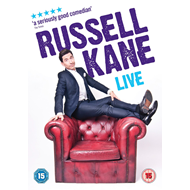 Russell Kane - Live (UK-import) (DVD)