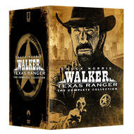 Walker Texas Ranger - The Complete Collection (DVD - SONE 1)