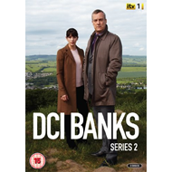 DCI Banks - Sesong 2 (UK-import) (DVD)