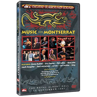 Music For Montserrat (DVD - SONE 1)