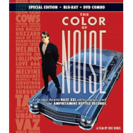 The Color Of Noise (UK-import) (Blu-ray + DVD)