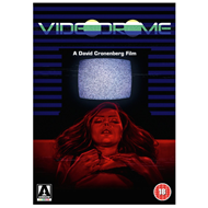 Videodrome (UK-import) (DVD)