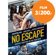 No Escape (2016) (DVD)
