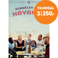 Produktbilde for Himmelen Over Havanna (DVD)