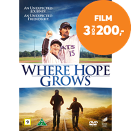 Produktbilde for Where Hope Grows (DVD)