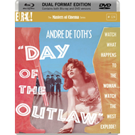 Day Of The Outlaw (UK-import) (Blu-ray + DVD)