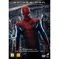 Spiderman - Five-Movie Collection (DVD)