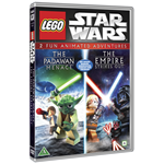 LEGO Star Wars: The Padawan Menace / The Empire Strikes Out (DVD)
