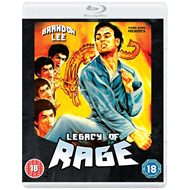 Legacy Of Rage (UK-import) (Blu-ray + DVD)