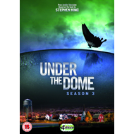 Under The Dome -  Sesong 3 (UK-import) (DVD)