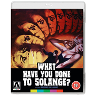 What Have You Done To Solange? (UK-import) (Blu-ray + DVD)