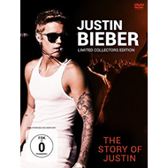 Justin Bieber - The Story Of Justin (DVD)