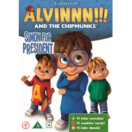 Alvinnn! And The Chipmunks - Stem På Simon (DVD)