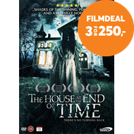 Produktbilde for The House At The End Of Time (DVD)