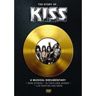 Kiss - The Story Of Kiss (DVD)