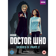 Doctor Who - Sesong 9 Del 2 (UK-import) (DVD)