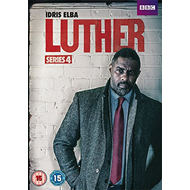 Luther - Sesong 4 (UK-import) (DVD)