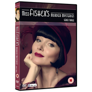 Miss Fisher Murder Mysteries - Sesong 3 (UK-import) (DVD)